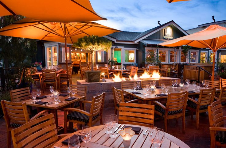 The Great Outdoors: Dine Outside At These OC Restaurants. OC Restaurants With Amazing Outdoor Dining
