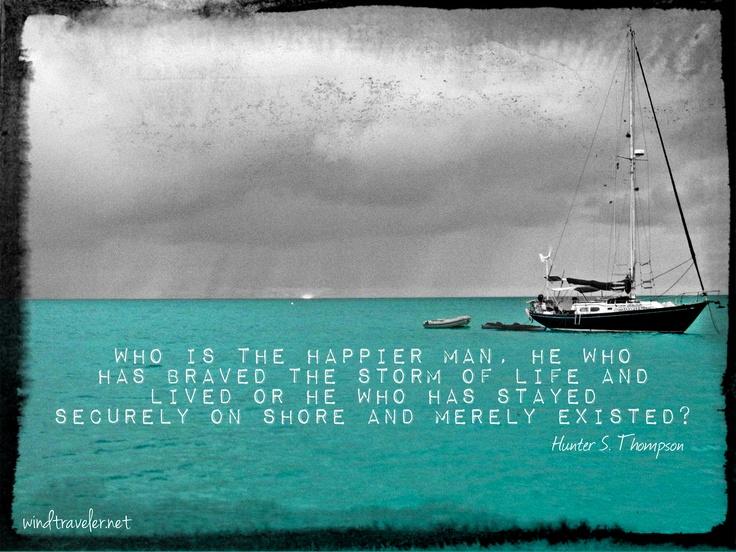 Sailing Quotes Hemingway Quotesgram: 380 Best A Sailboat Liveaboard Images On Pinterest