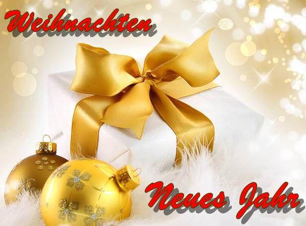 Weihnachtsgrüße Und Neujahrswünsche 2019 Weihnachten Pinterest