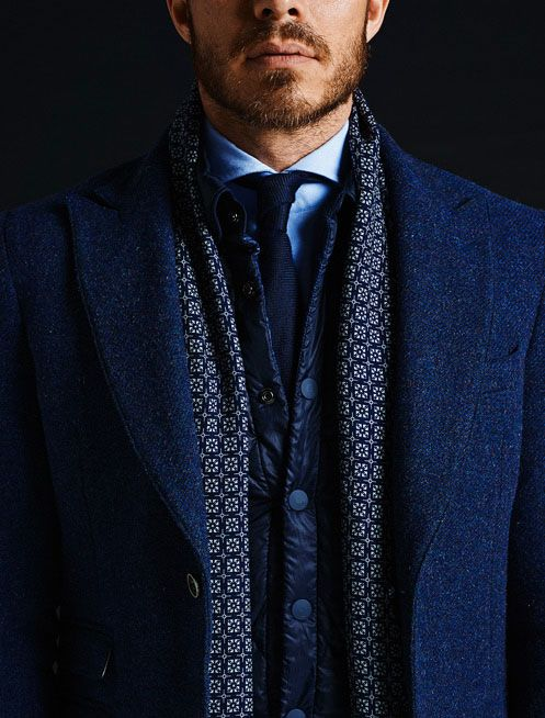 Scotch & Soda's Atelier Scotch Autumn/Winter 2014