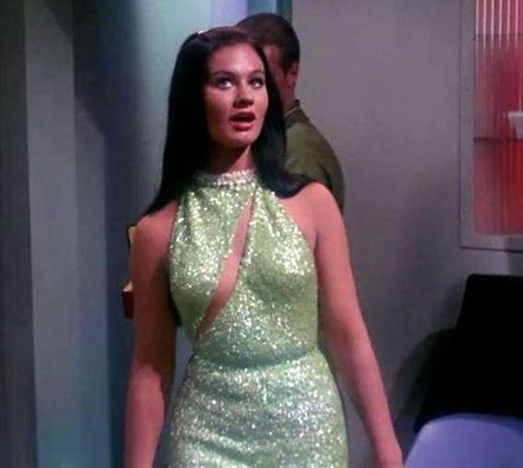 maggie thrett   Maggie Thrett   Seasons, the Originals and Star trek season 1