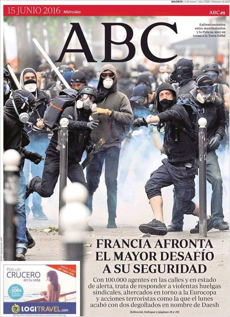 ABC DE LA MAR MENOR: Elecciones 26J Recortes de Prensa II