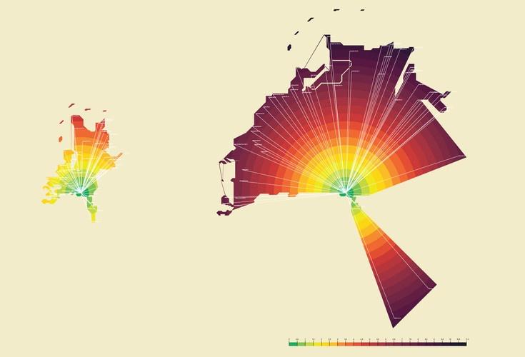 3 | 2012 Innovation By Design Awards: 2-D Design | Co.Design: business + innovation + design: Data Visualization, Infographics