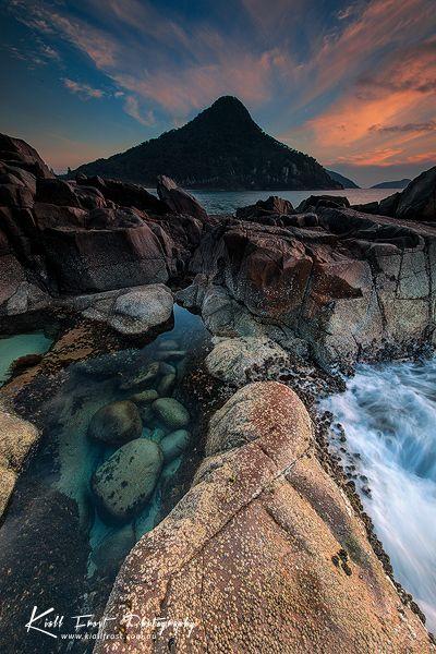 ~~Sunrise @ Zenith Beach ~ Zenith Beach, Port Stephens, NSW, Australia by Kiall Frost~~