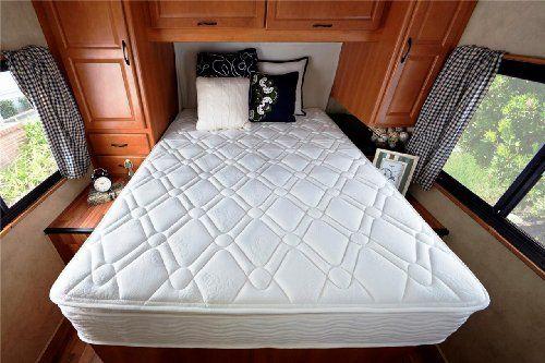 Sleep Master 10 Quot Pillow Top Spring Rv Mattress Short
