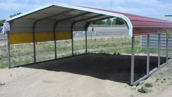 Metal Carport Kits Affordable