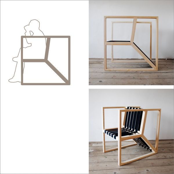 Chair Motus by Adnan Alagić