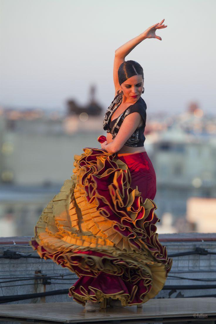 Картинки испании фламенко
