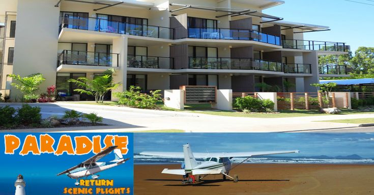 WIN 2 Nights Luxury Accommodation Staying at Agnes Water Beach Club .. Plus 1770 Castaway Scenic Flight, get left alone for a few hours with beach landing & pick up on a secluded Southern Great Barrier Reef Island .