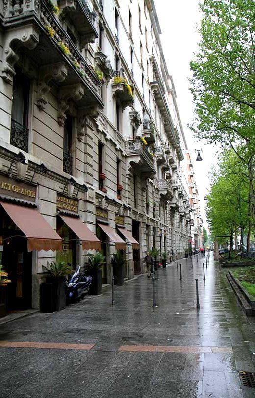 Milano italy milano fashionstreet pinterest milan for Milano shop