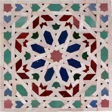 Znalezione obrazy dla zapytania moroccan mosaic