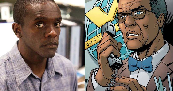 'Gotham' Gets 'Homeland' Actor Chris Chalk as Lucius Fox -- Chris Chalk has signed on to play Wayne Enterprises tech genius Lucius Fox in the penultimate Season 1 episode of Fox's 'Gotham'. -- http://www.tvweb.com/news/gotham-tv-show-cast-chris-chalk-lucius-fox