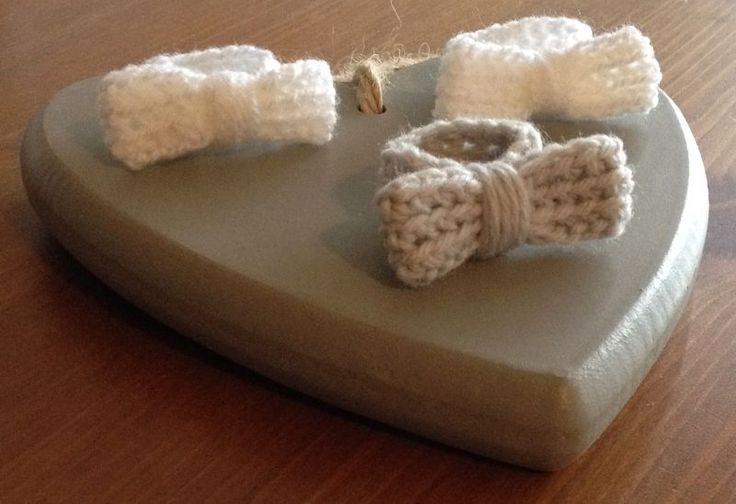 Gehaakte ringen! Ontworpen en gehaakt door GewooN-MooN.nl Leuk ideetje voor de feestdagen :)