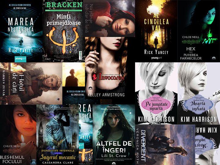 Top 10 cărţi preferate | TopicCoffee
