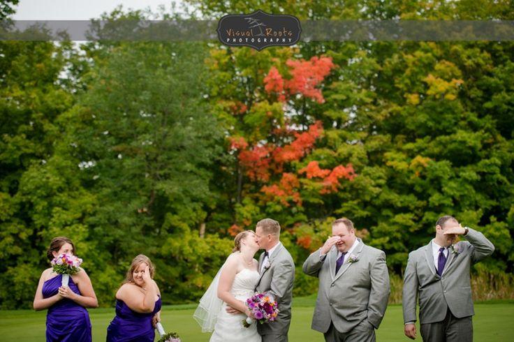 #VisualRoots #BridalParty #Wedding #Muskoka