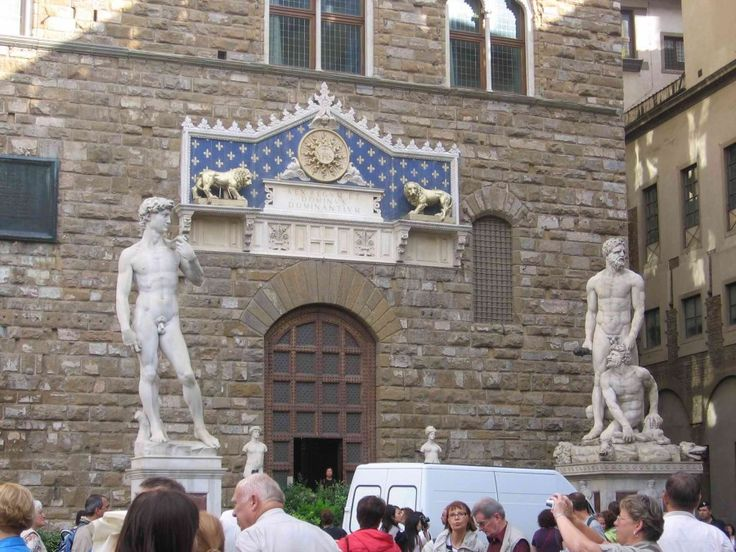 Путешествие в сеодце Тосканы 07-2009 (Флоренция, Италия) - Фото с планеты Земля