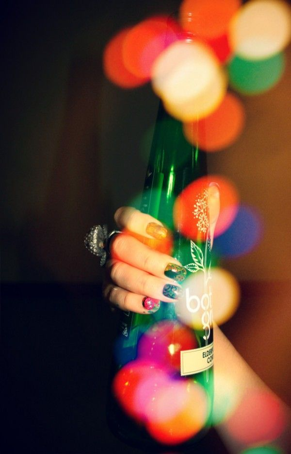 25 best New Year\'s Nail Design images on Pinterest | New year\'s ...