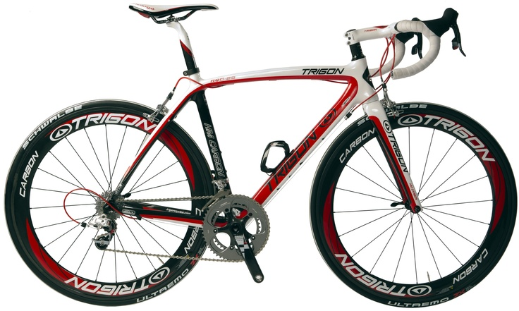 TRIGON RQC29 Carbon Road Bike With SRAM Red..mmmm could this be the one?