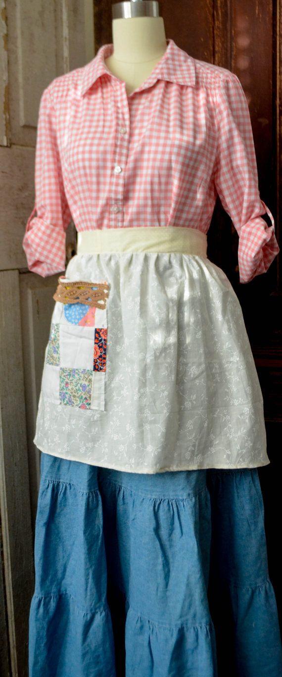 Pioneer Trek Outfit  Item  5 004 by VintageWestNative on Etsy, $30.00