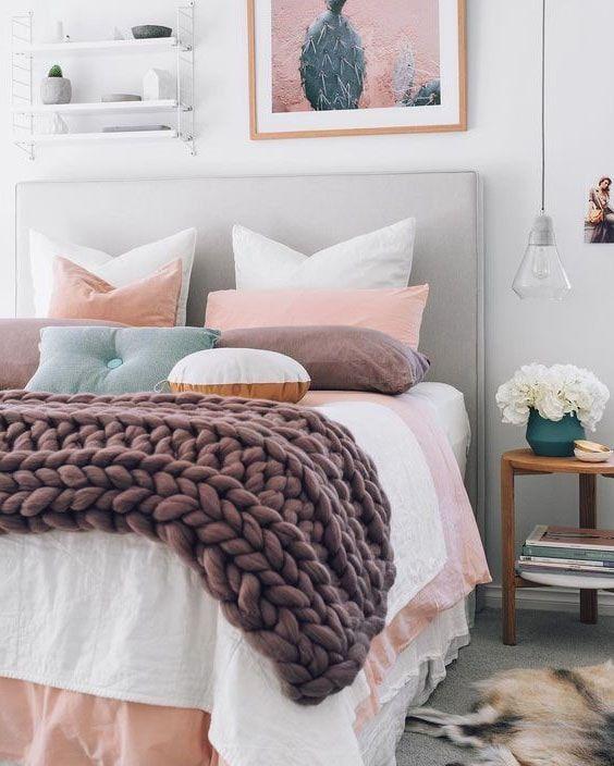 Couleur pastel : la couleur tendance en décoration | Deco ...