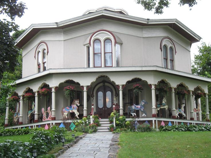 18 best images about octagon houses on pinterest trips for Octagon homes