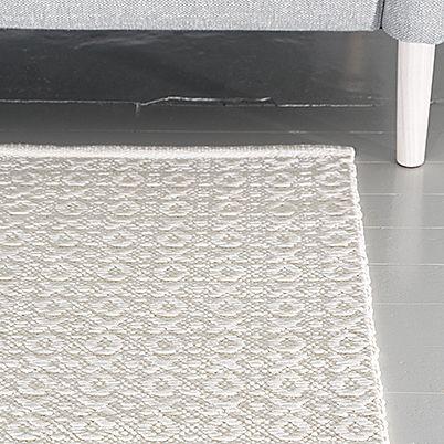 Ohje Ristinolla-matto - Yarn Store Lankava
