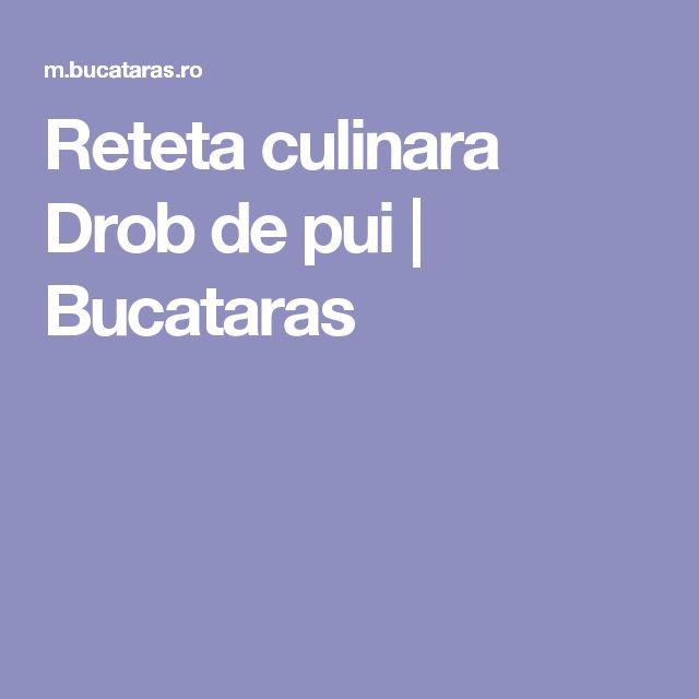 Reteta culinara Drob de pui | Bucataras