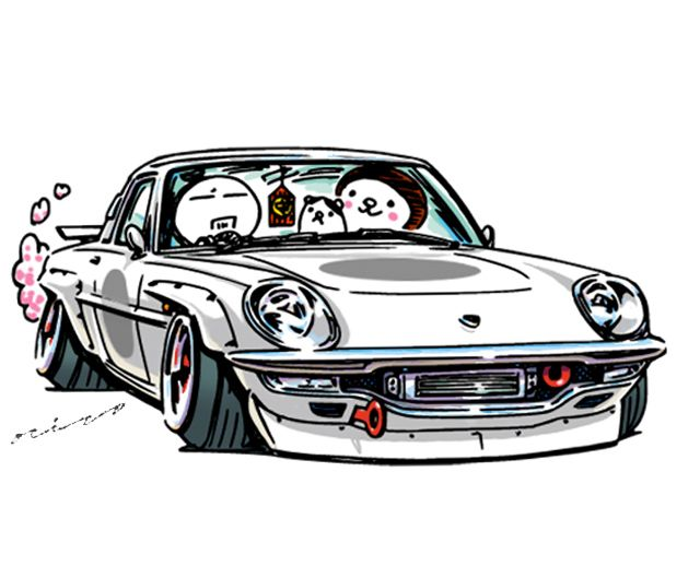 """""""crazy car art"""" jdm japanese old school """"COSMO SPORT"""" original characters """"mame mame rock"""" / © ozizo Official web shop """"STAY CRAZY (in Society6)"""" Official web shop """"ozizo(in Redbubble)"""" """"Crazy Car Art"""" Line stickers """"Crazy car Art"""" Telegram stickers"""