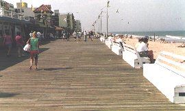 Rehoboth Beach Delaware, information on vacation rentals, real estate, lodging, restaurants, dining, events, fishing, watersports and attractions.