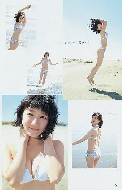 吉岡里帆 実力派若手女優のスレンダーグラビアおっぱい画像