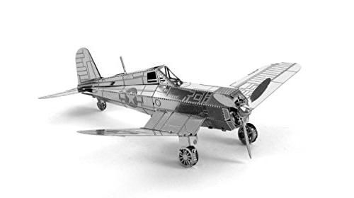 Fascinations Metal Earth F4U Corsair 3D Metal Model Kit