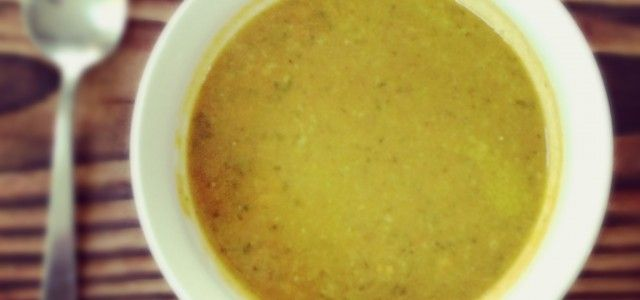 Sick soup