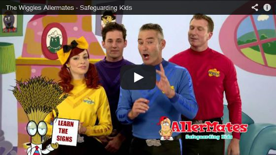 @allermates and The Wiggles have also come up with a list of Allergy Safety Rules to help protect kids. Watch this video to discover what these key instructions are!  #theWiggles #childrens #kids #allergies