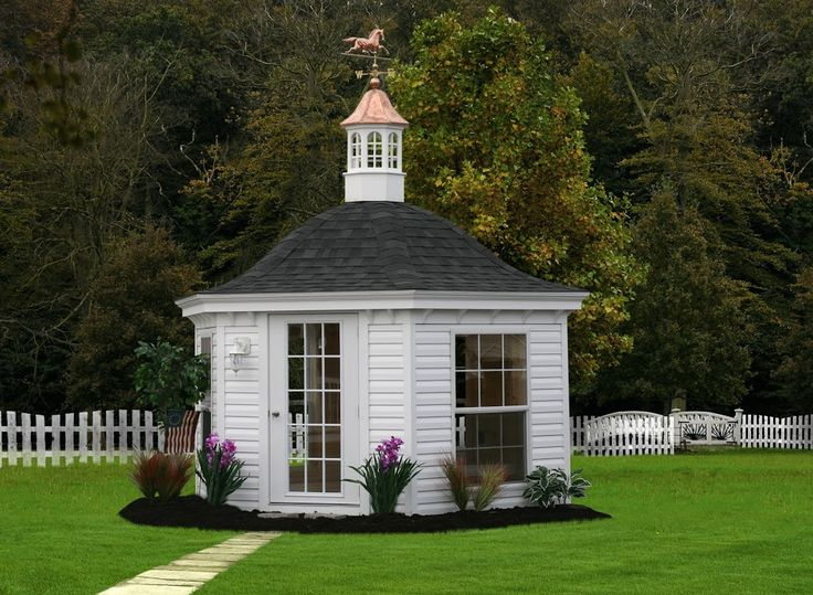 Homestead Structures Has Been Building Quality, Handcrafted Amish  Structures Since 2003. We Offer Custom Garages, Amish Built Storage Sheds,  Potting Sheds, ...