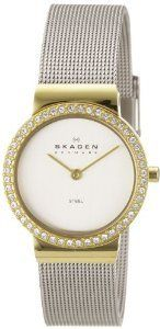 #Skagen 644sgs Womens Watch  women watch #2dayslook #alex2578923  www.2dayslook.com