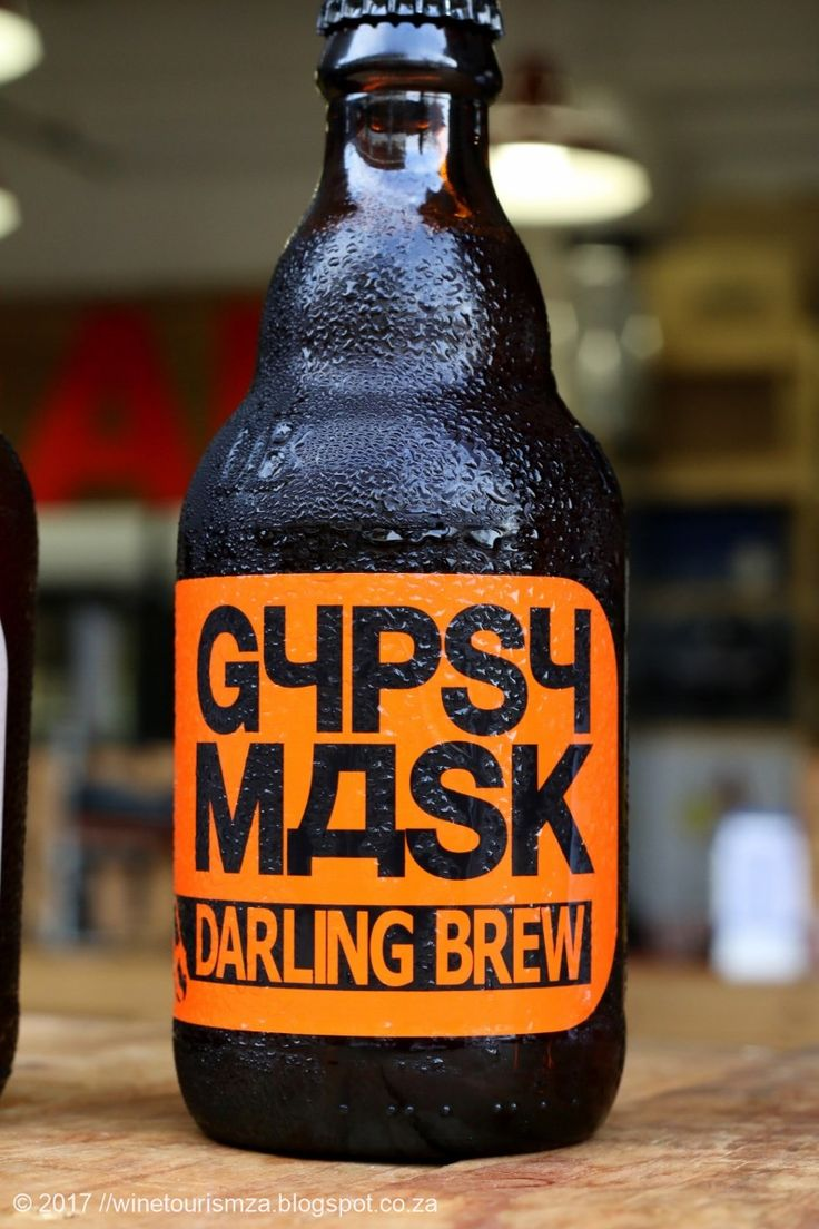 Darling Brew's Gypsy Mask is an assertive rusty brown ale with plenty spicy hopping. An impressive beer leaving your mouth filled with a range of flavours.