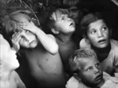 Так всё начиналось!!!Но выстояли!И победили!Донбасс повторяет подвиг Ленинграда!!!Герои Донбасса,слава вам!!!Донбасс ты велик и потомки твои-герои!!! РОДИНА МАТЬ ЗОВЕТ !!!