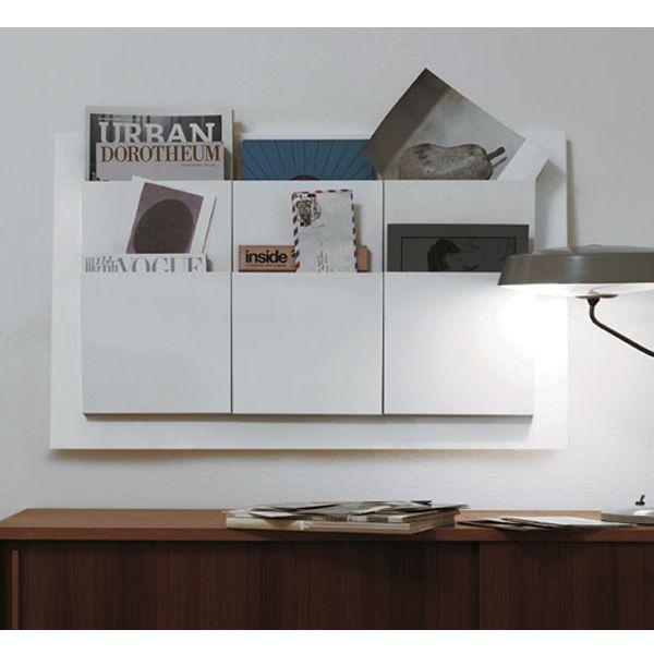 Portariviste Finder - design Xavier Lust - De Padova