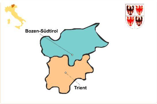 Region Südtirol