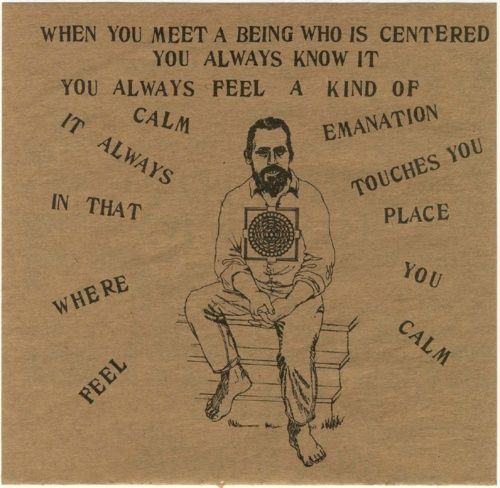 be here now, calm, ram dass, centered