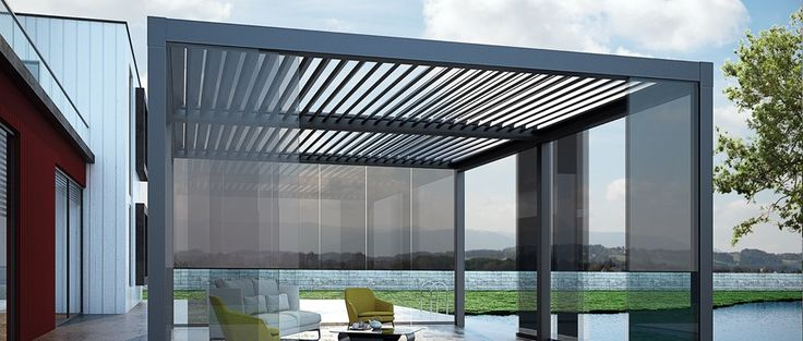 Suntech Aerolux, the first bioclimatic pergola and roof system of the world with full-automatictilting/retracting aerofoil louvres which can be optionally equipped with LED lighting.Aerolux bioclimatic pergola system is a modern choice that adds value to outdoor living areas, itbrightens the look of home, restaurant, hotel or cafes with a touch […]