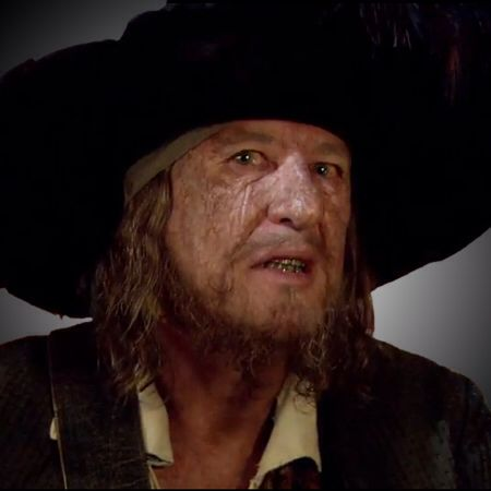 °~ Captain Hector Barbossa …  1608b04174c4