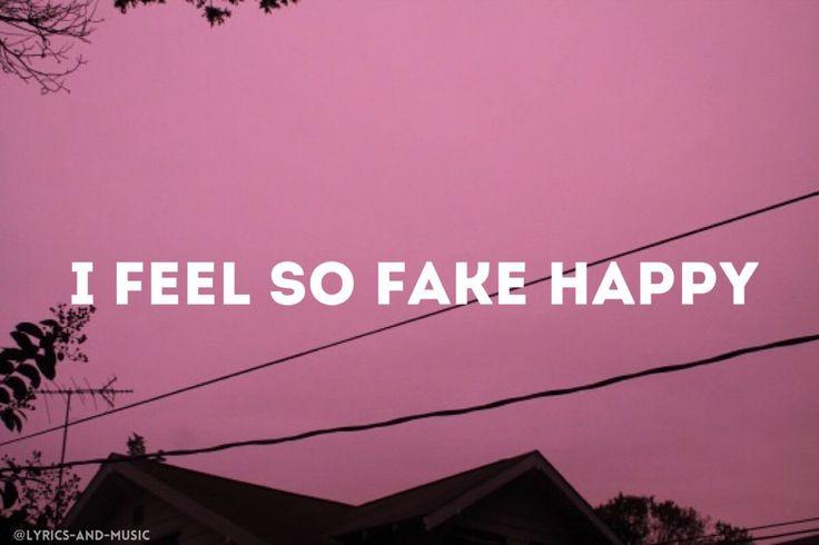 Fake Happy // Paramore