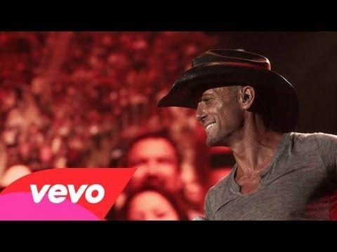 Tim McGraw on Vevo (playlist)