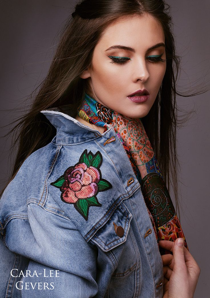Fashion Editorial Photography by Cara-Lee Gevers Hippy Rollingstones Woodstock inspired Inspiration Vogue