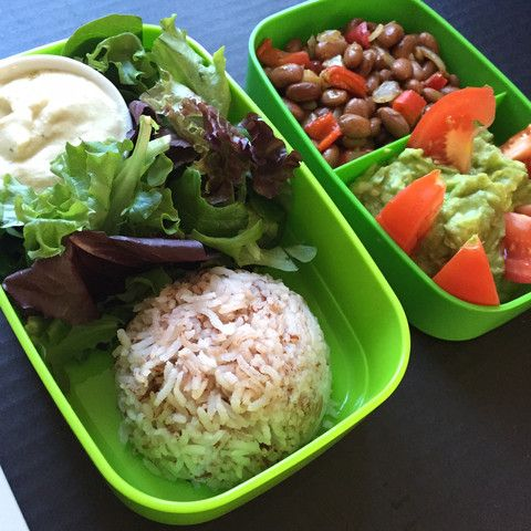 healthy mexican bento lunch box recipe dressing boxes and salsa verde. Black Bedroom Furniture Sets. Home Design Ideas