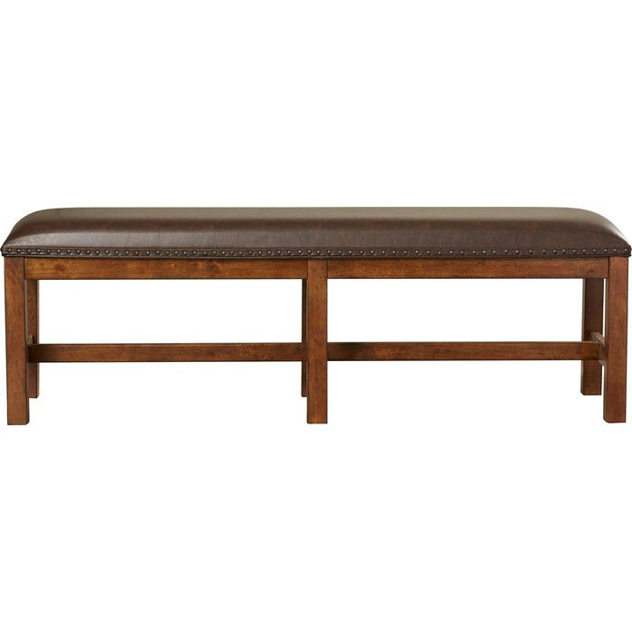 You'll love the Gilcrest Upholstered Bench at Wayfair - Great Deals on all Furniture products with Free Shipping on most stuff, even the big stuff.