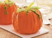 Image of Mini Pumpkin Bundt Cakes from Betty Crocker