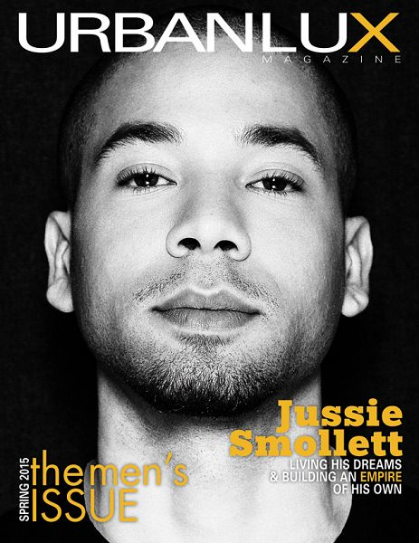 Cover This: Jussie Smollett Covers the Spring 2015 Men's Issue of Urban Lux Mag- http://getmybuzzup.com/wp-content/uploads/2015/03/437435-thumb.png- http://getmybuzzup.com/jussie-smollett-covers/- By Celeb Editor Empire star Jussie Smollett talks fame, family and his future with Urban Lux Magazine in his first ever national cover feature. Empire's finale is just the beginning for this rising star! Read his entire article in the digital edition of Urban Lux Magazine re