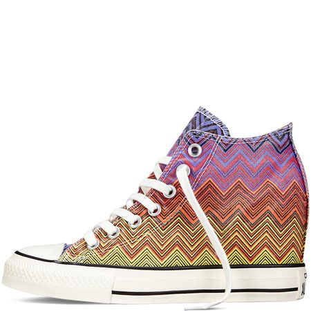 converse x missoni chuck taylor all star washed canvas